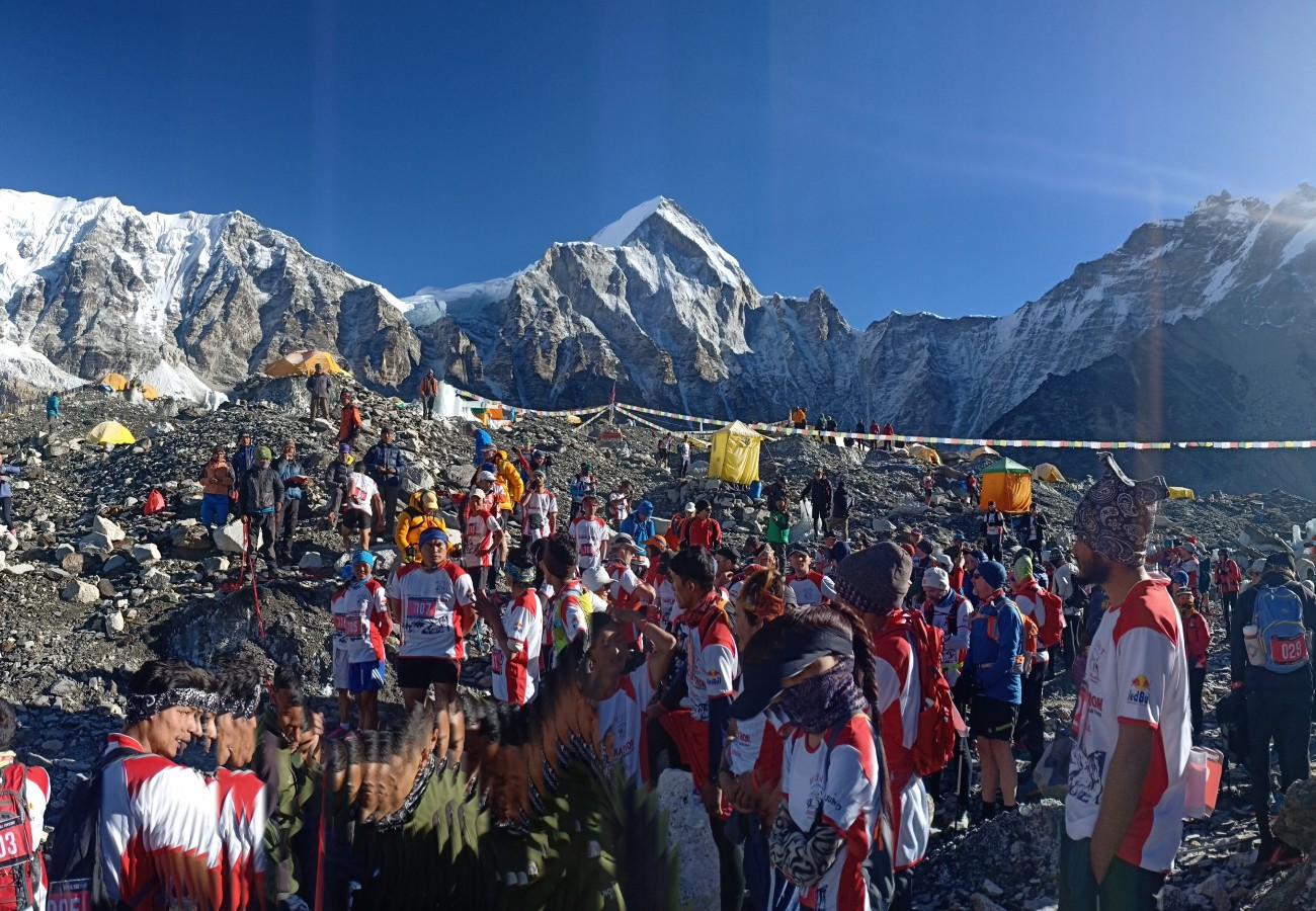 Everest  Marathon & peak Climbing