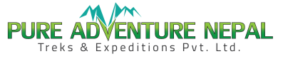 Pure Adventure Nepal Logo