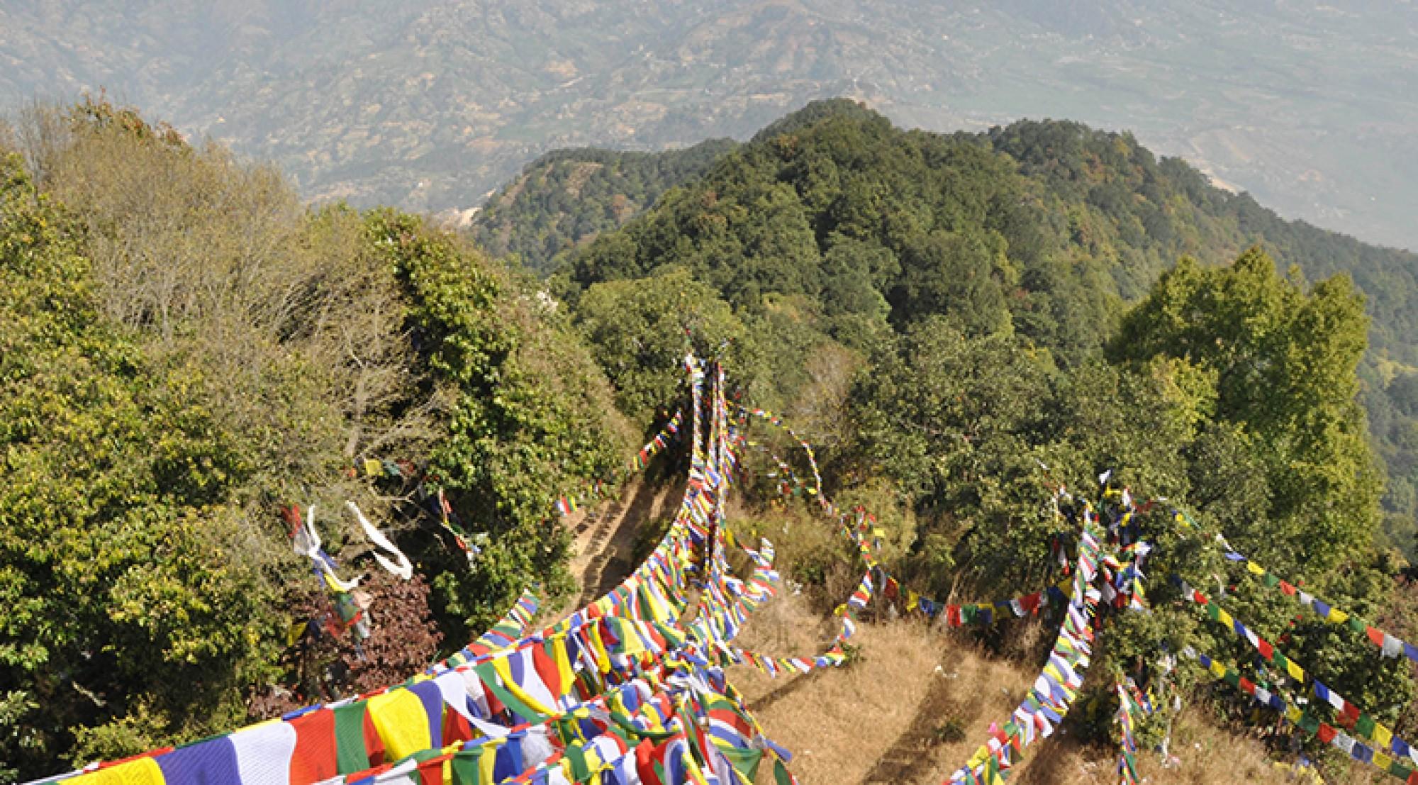 Nagarjuna Hiking