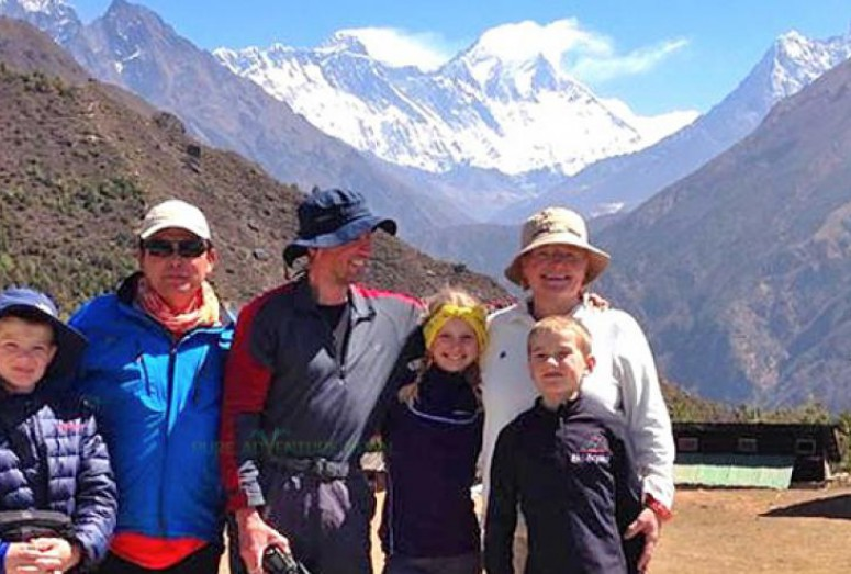 Family Trekking and Tour