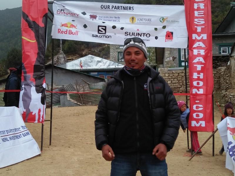 Everest Marathon / Island peak