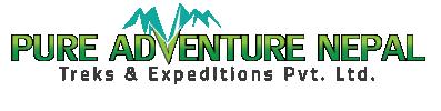Pure Adventure Nepal Logo