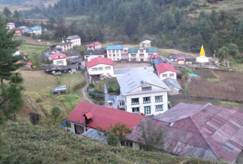 Jiri to Tengbouche
